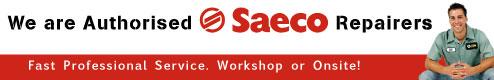 Saeco repairs adelaide banner